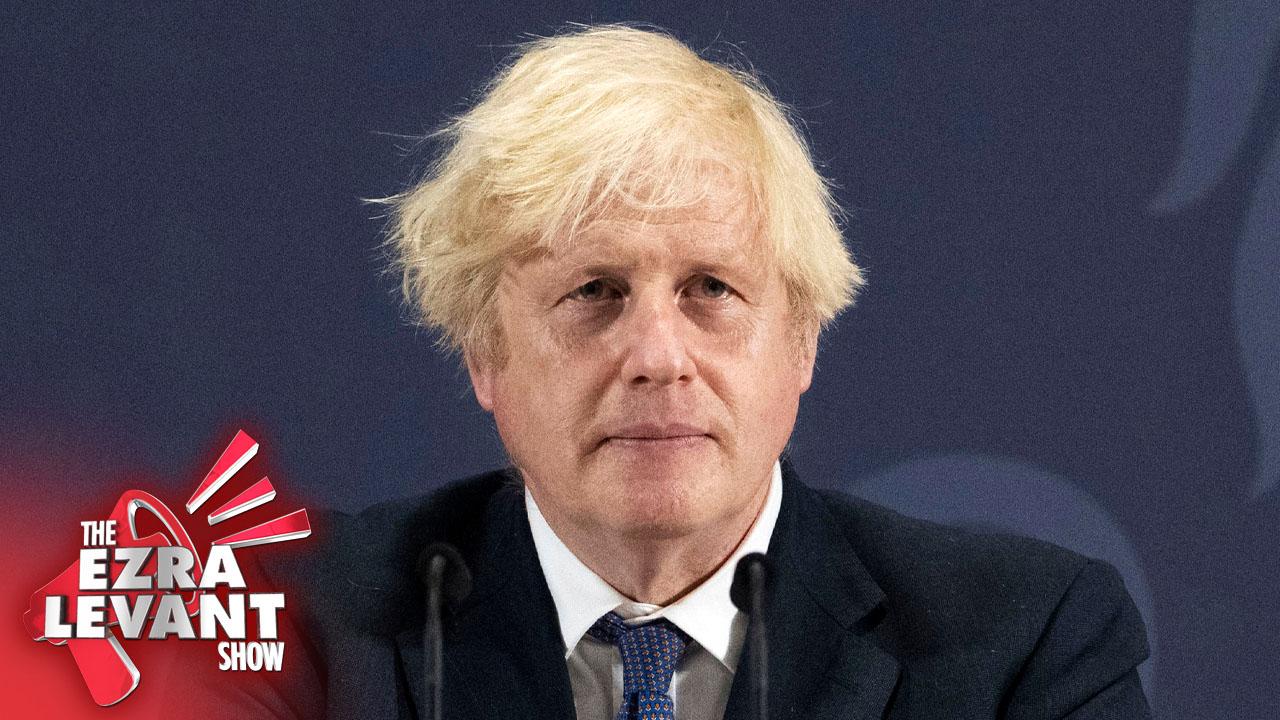 "U.K. celebrates ""freedom day"" while Boris Johnson says vax passports are on the way"