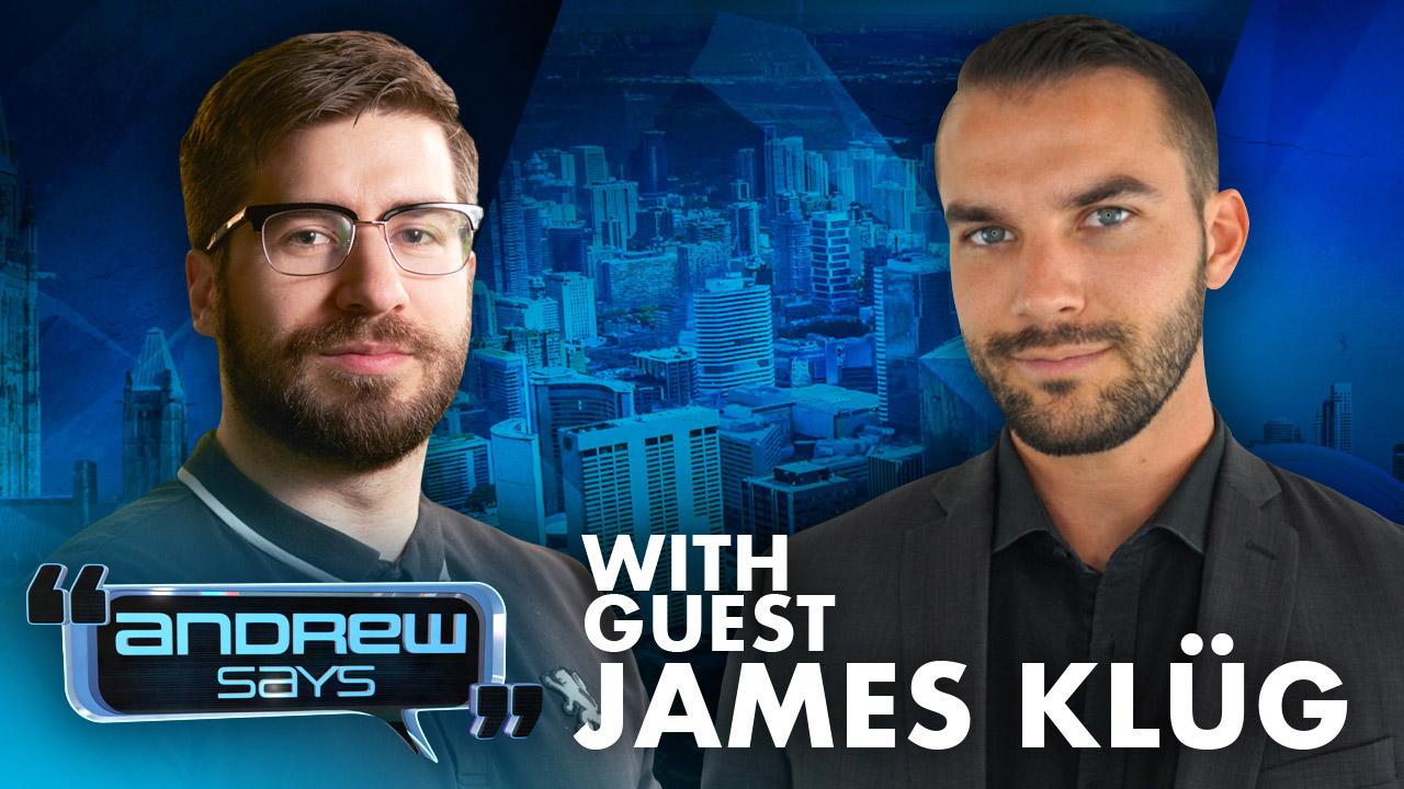 James Klüg and the Propaganda Pipeline | Andrew Says 33