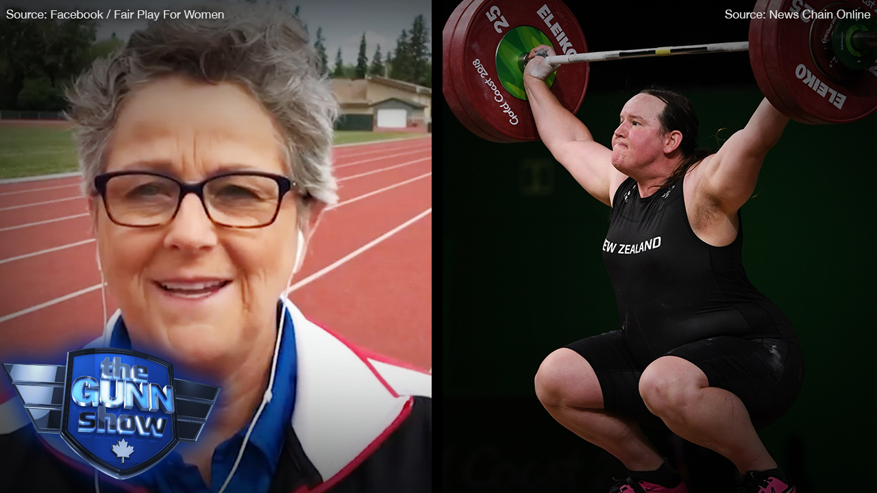 """""""We do not compete on the basis of our ideologies"""" Coach Linda Blade on trans athletes"""