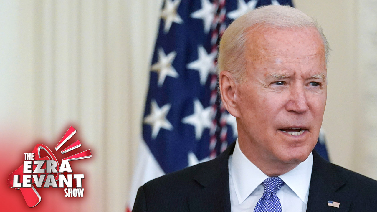 Trump being crazy was a punchline, but we're not allowed to talk about Biden's mental decline