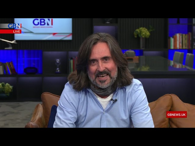 """Neil Oliver on GB News: """"We are in a version of an abusive relationship with our leaders."""""""
