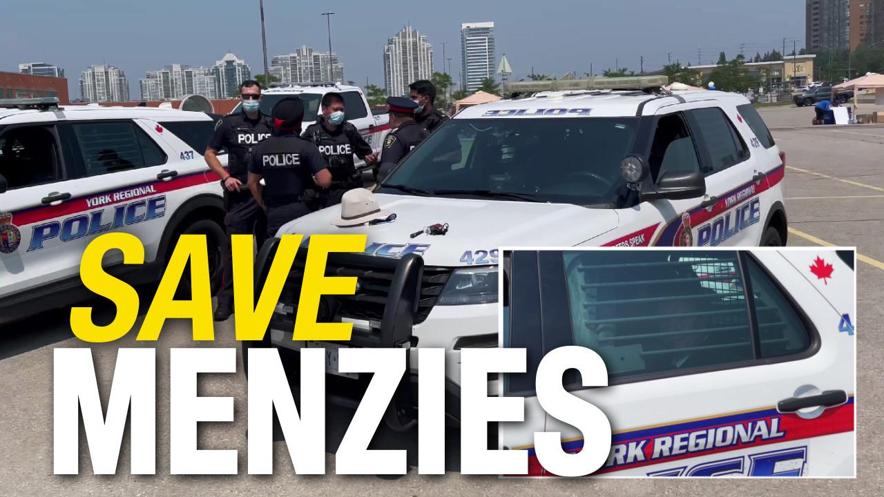 Save David Menzies