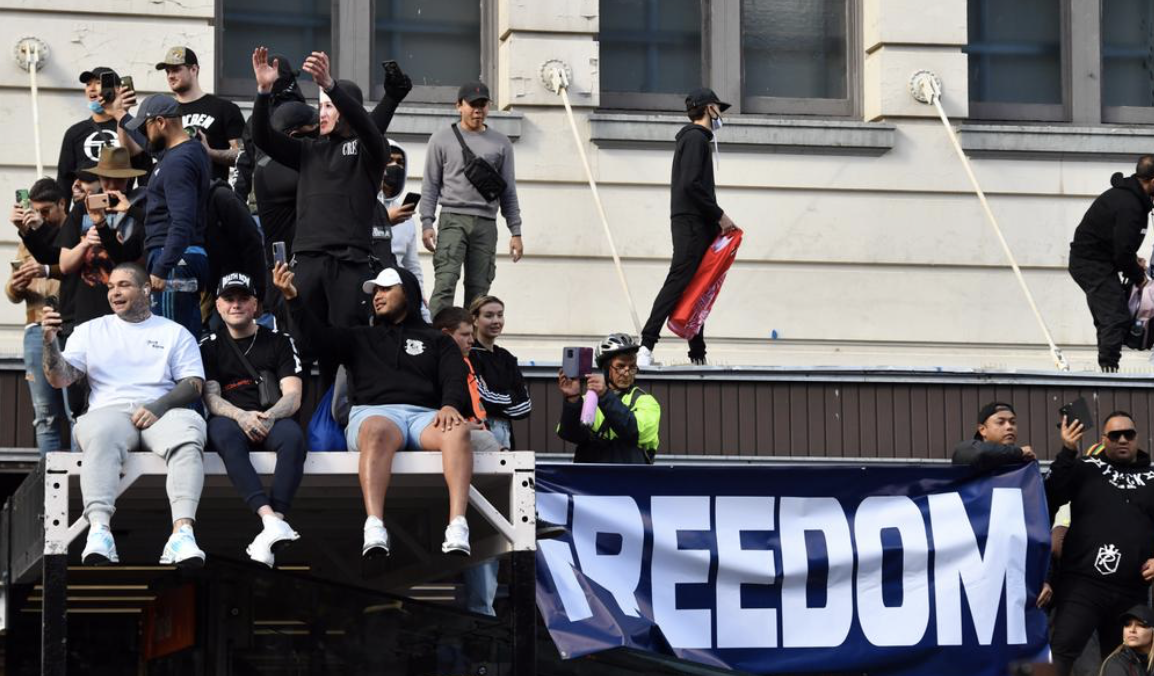 NSW Police tell citizens to snitch on Freedom Day protestors