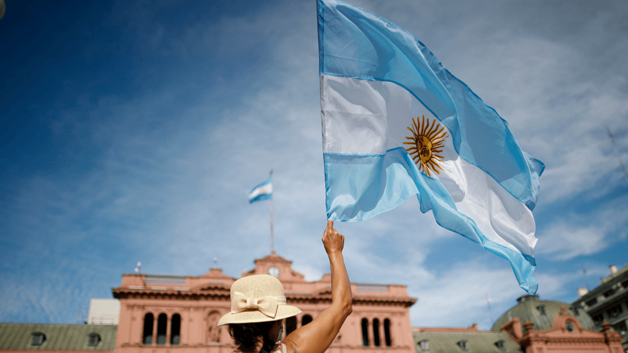 Argentina becomes first country in Latin America to add non-binary options to ID documents