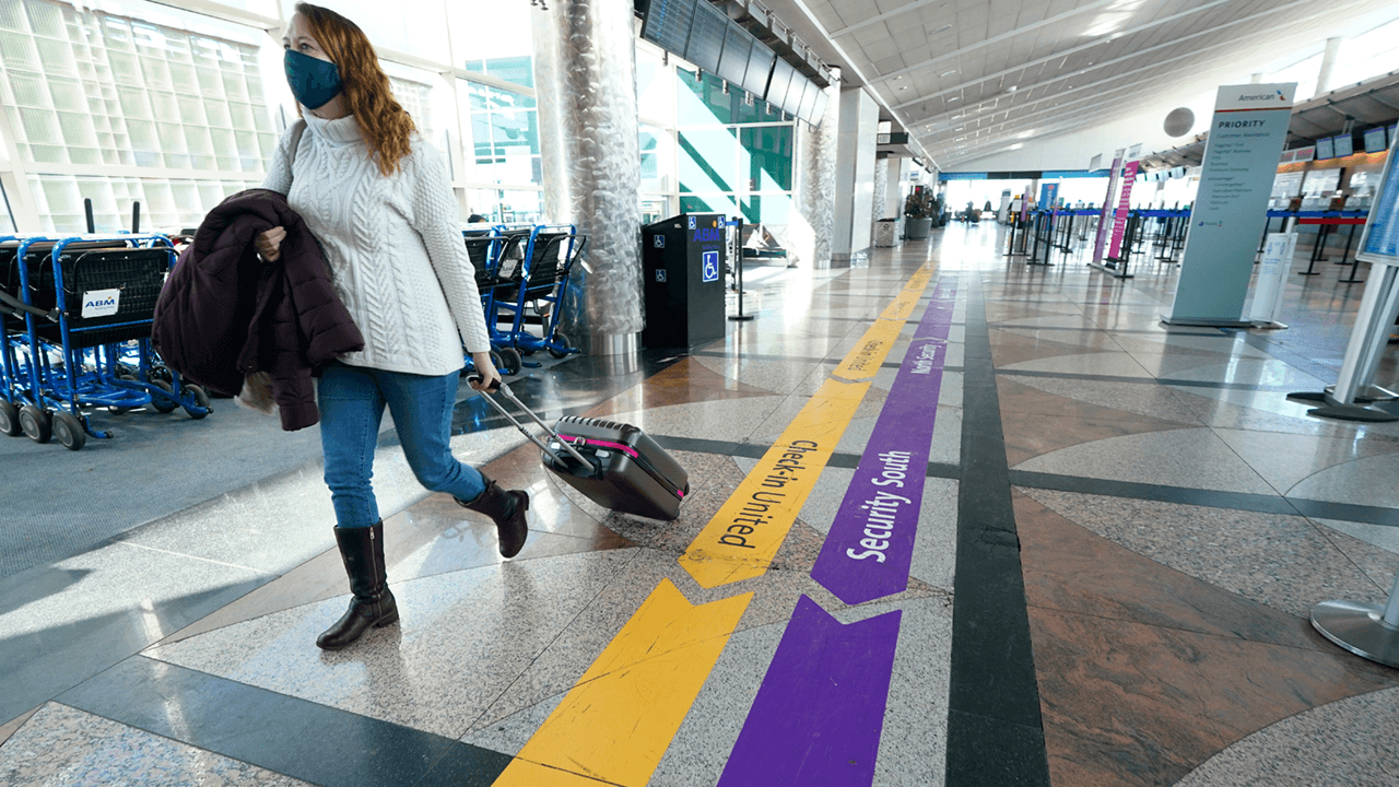 U.S. will not lift travel restrictions, citing Delta variant