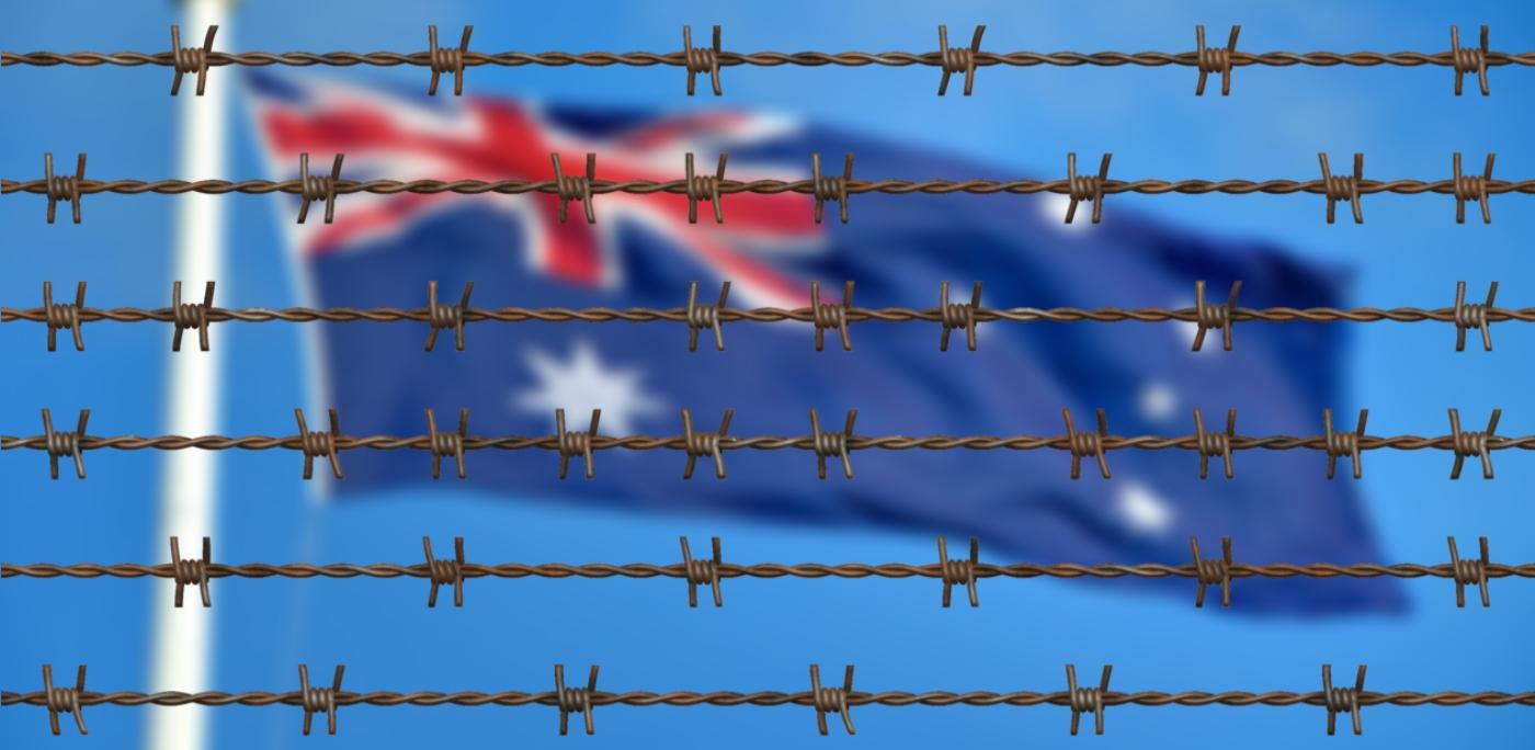 Australia's Covid prison colony ridiculed by the world
