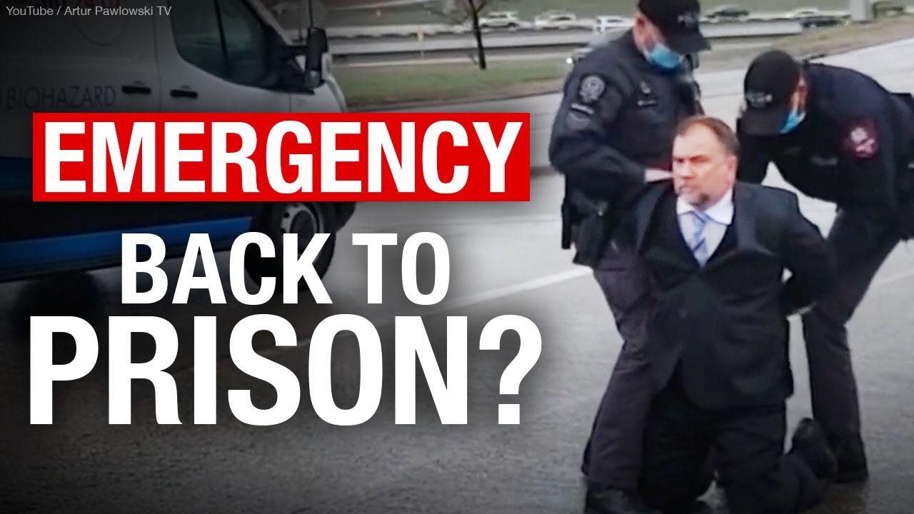 Prosecutors want to send Pastor Artur Pawlowski back to prison