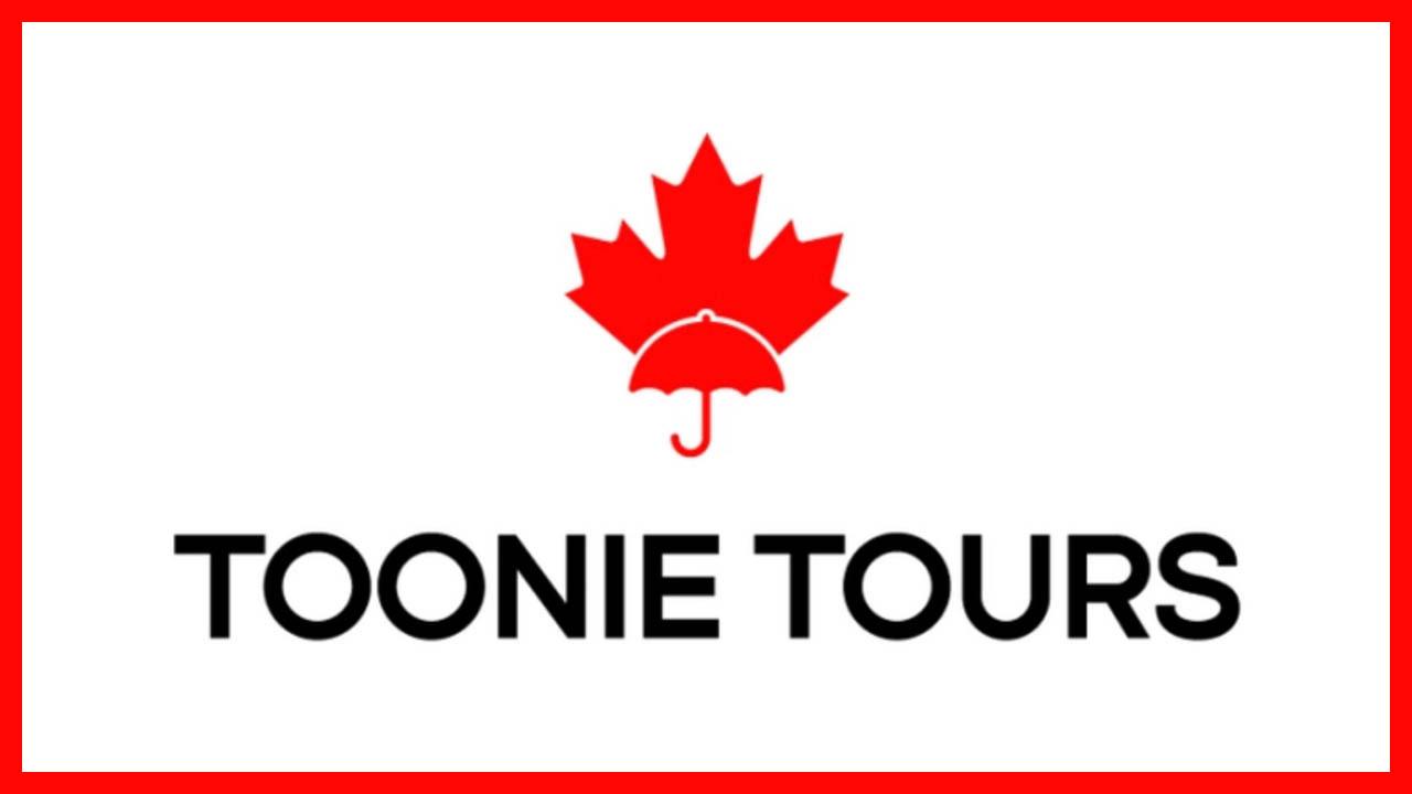 Toonie Tours sponsored ad
