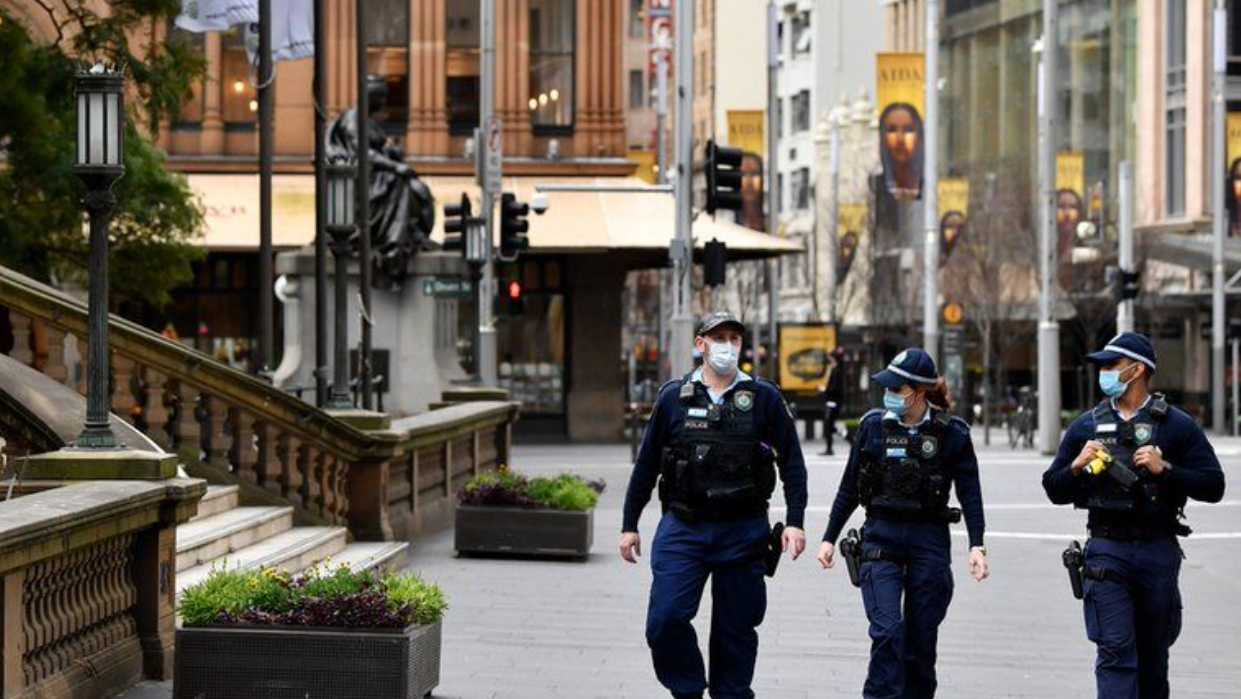 Sydney lockdown extended until AT LEAST August 28