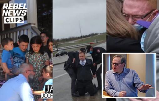 Pastor Artur Pawlowski on U.S. tour warning of Canada's Christian persecution