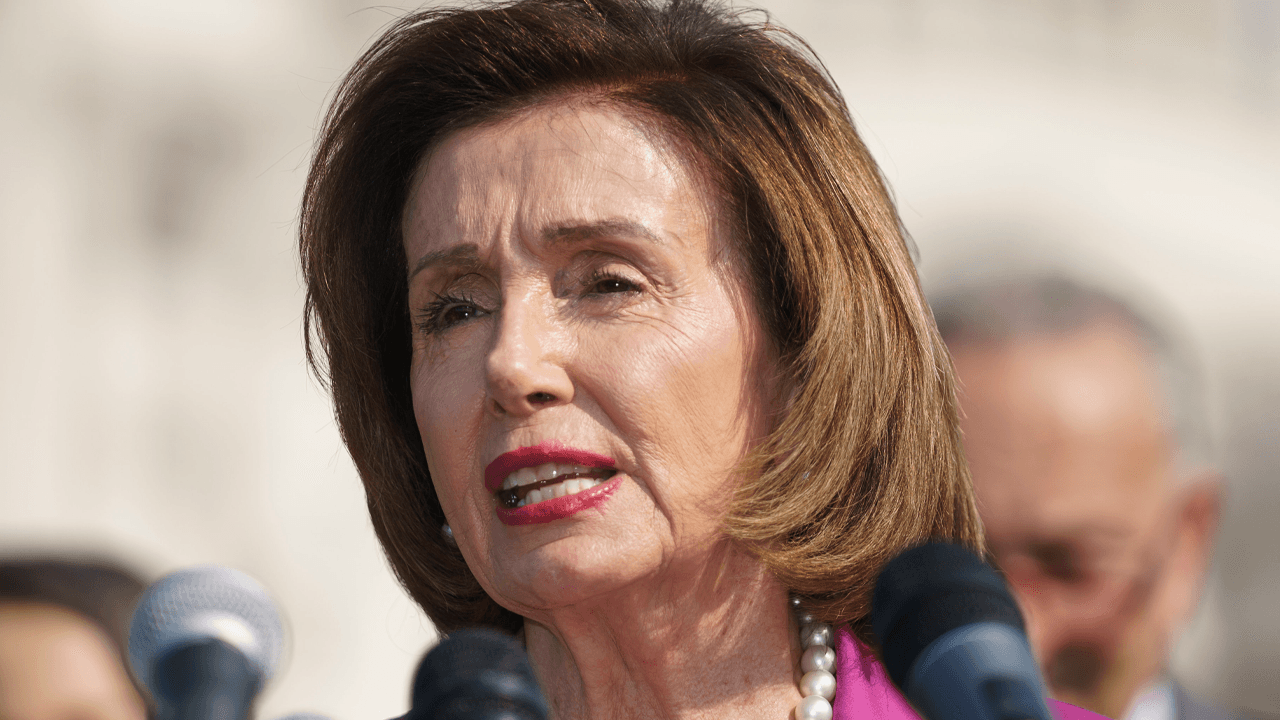 """Pelosi nixes Dem proposal to have Biden forgive $50k in student debt: """"He does not have that power"""""""