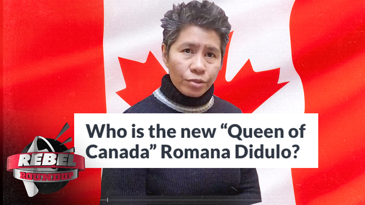 Romana Didulo is NOT the new Commander-in-Chief of Canada