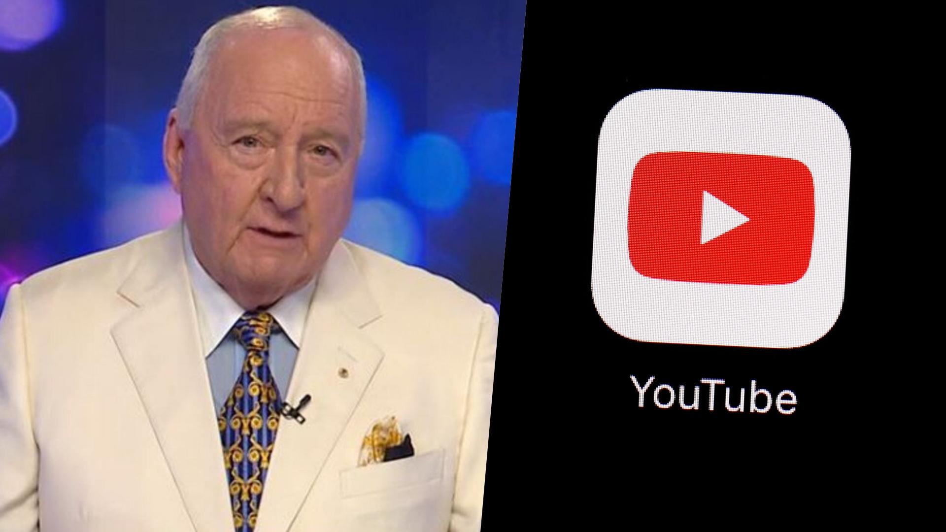 BREAKING: Sky News Australia SUSPENDED from YouTube