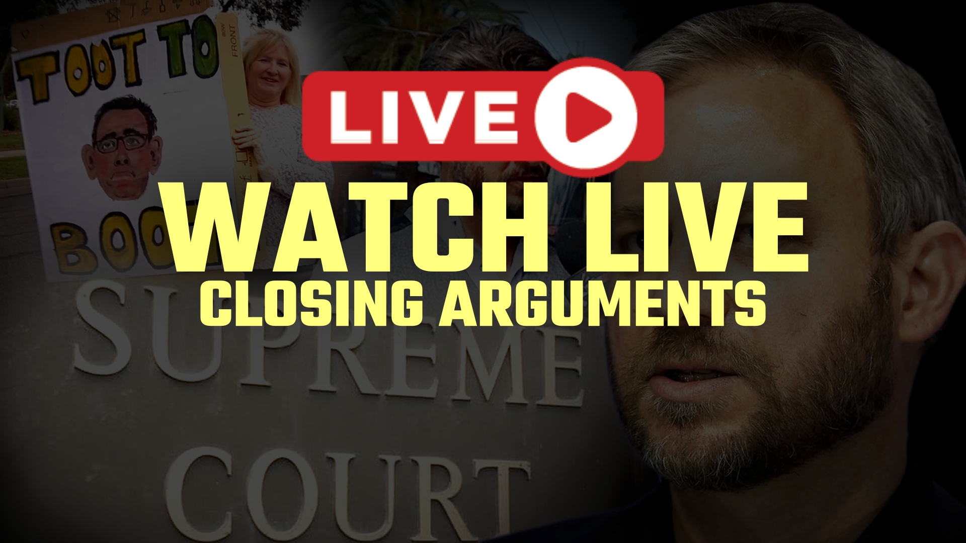 WATCH NOW: Closing arguments in our Supreme Court constitutional challenge