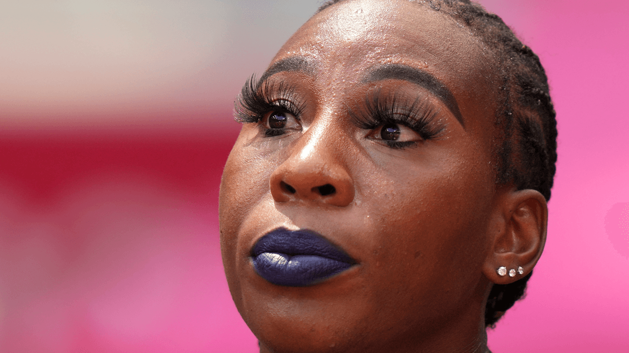 """""""Activist Athlete"""" Gwen Berry plans to protest again if she medals at Olympics"""