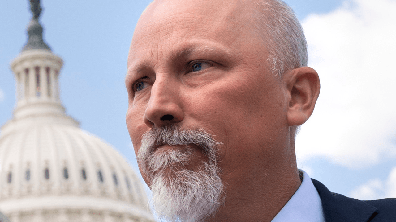 GOP rep calls to impeach Biden and DHS secretary over border crisis