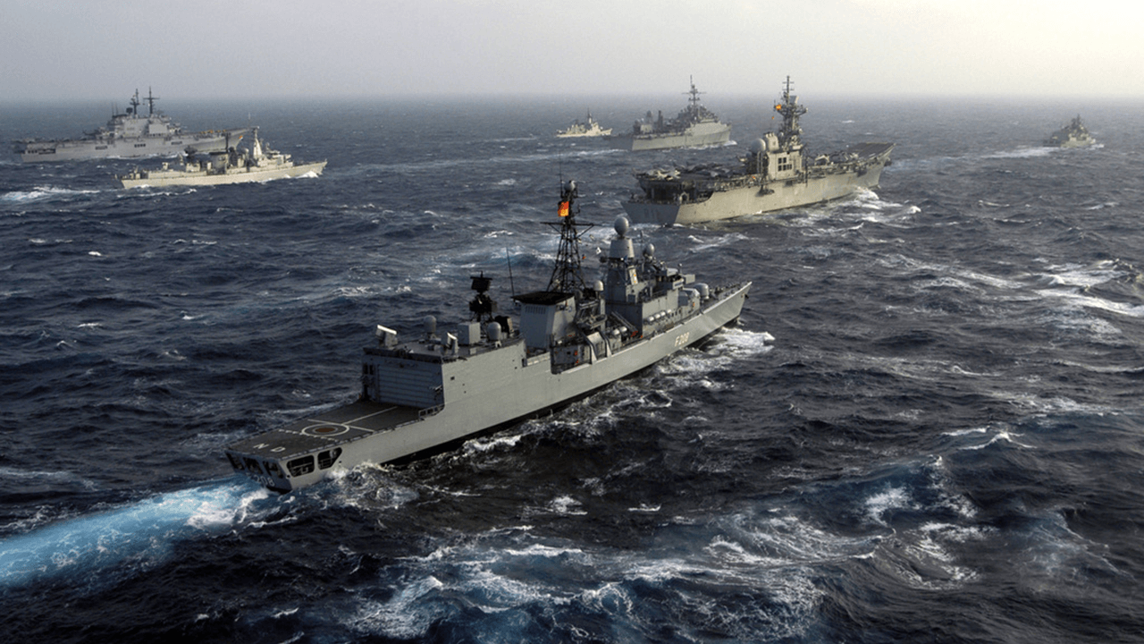 Germany deploys warship to South China Sea, joining other Western countries