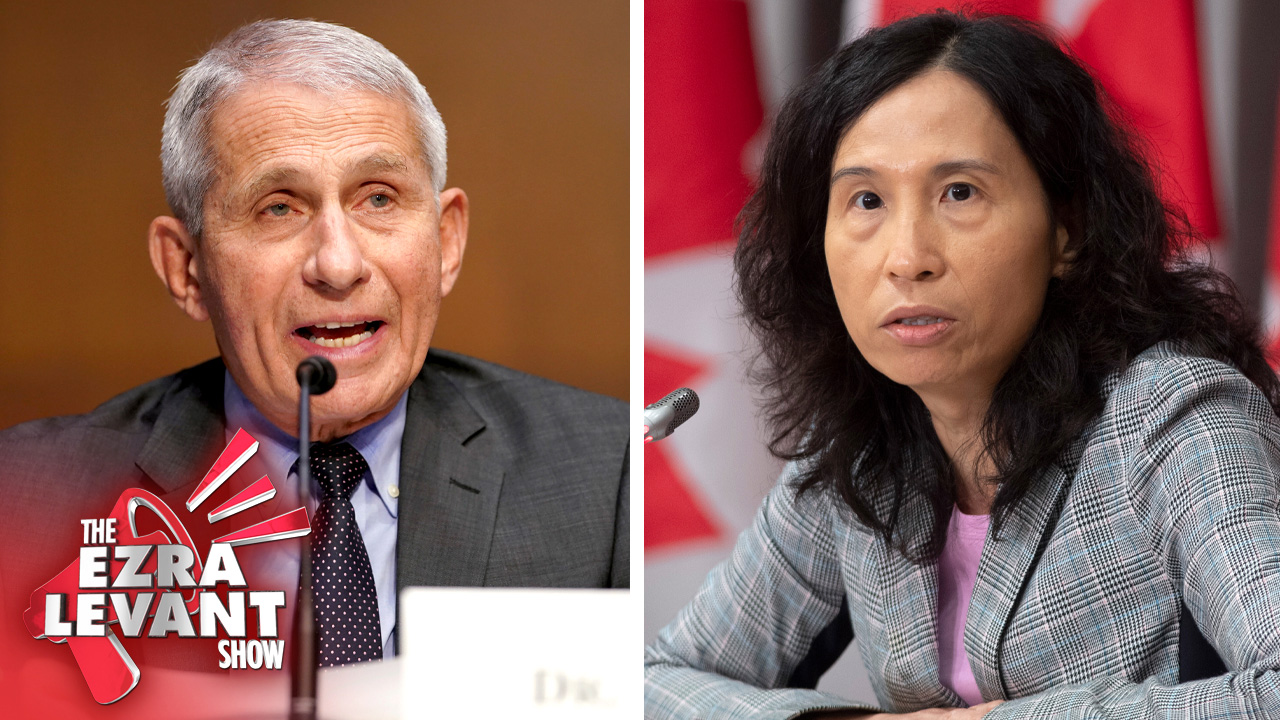 Should it be a hate crime to criticize Theresa Tam or Anthony Fauci?