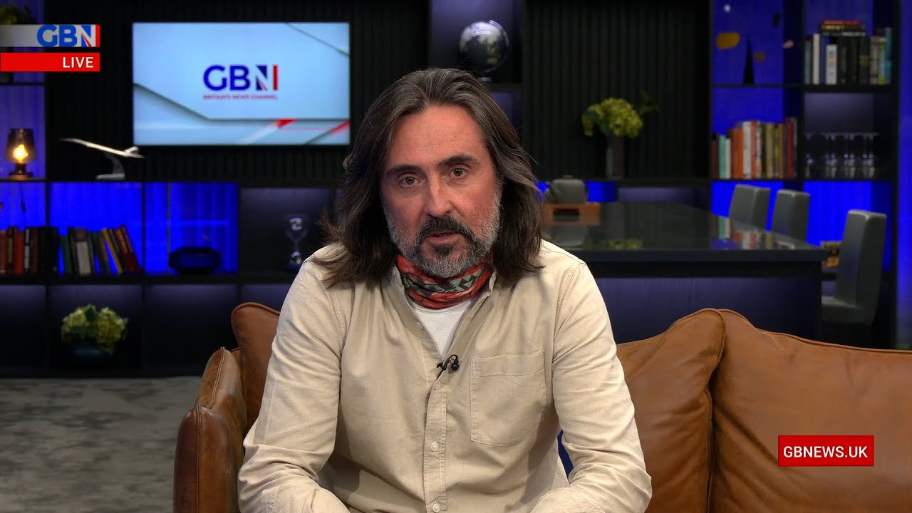 WATCH: Neil Oliver: For the sake of freedom – yours and mine – I will cheerfully risk catching Covid-19