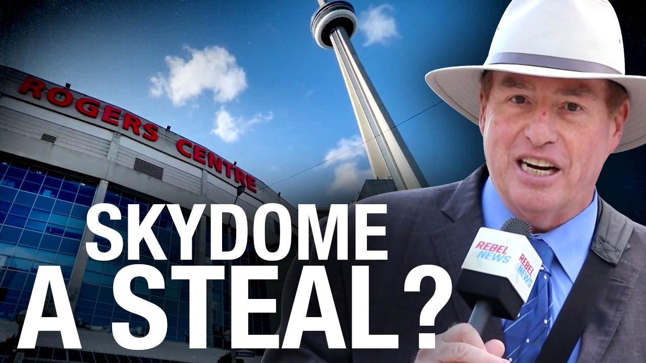 SkyDome still serves as cautionary tale of government-funded mega projects