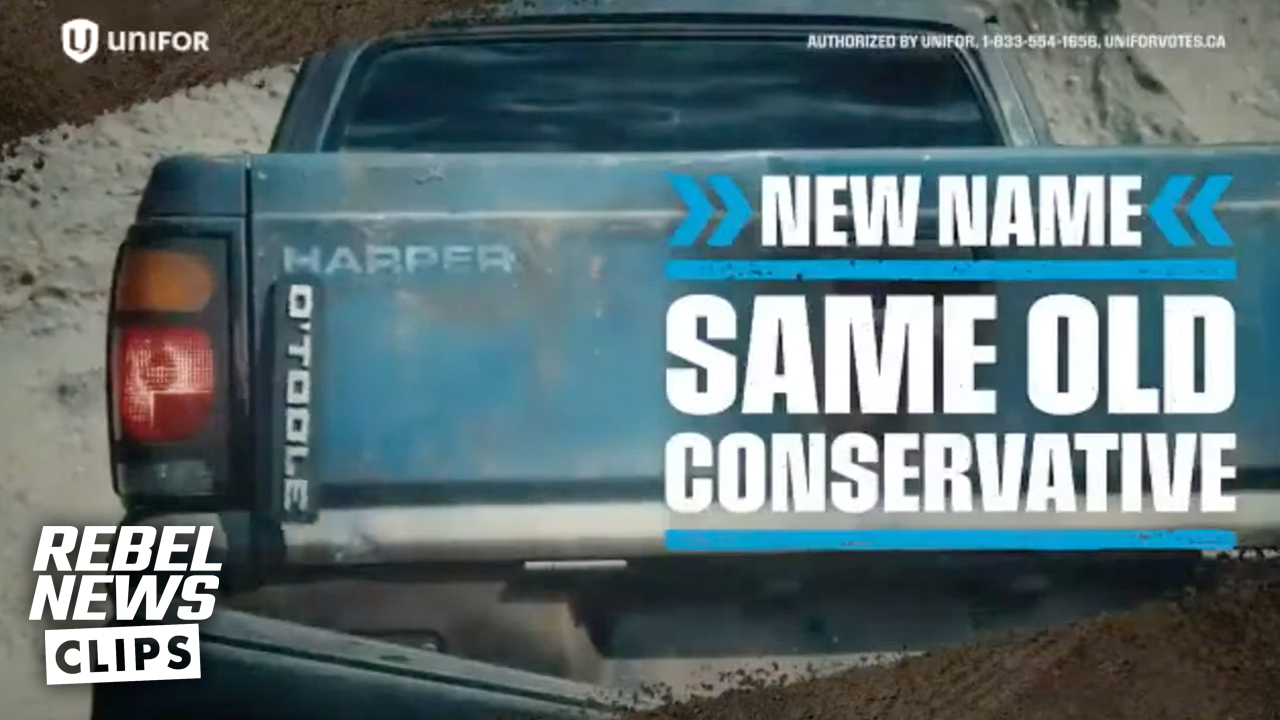 Canada's largest private union rolls out fresh attack ad on Conservatives
