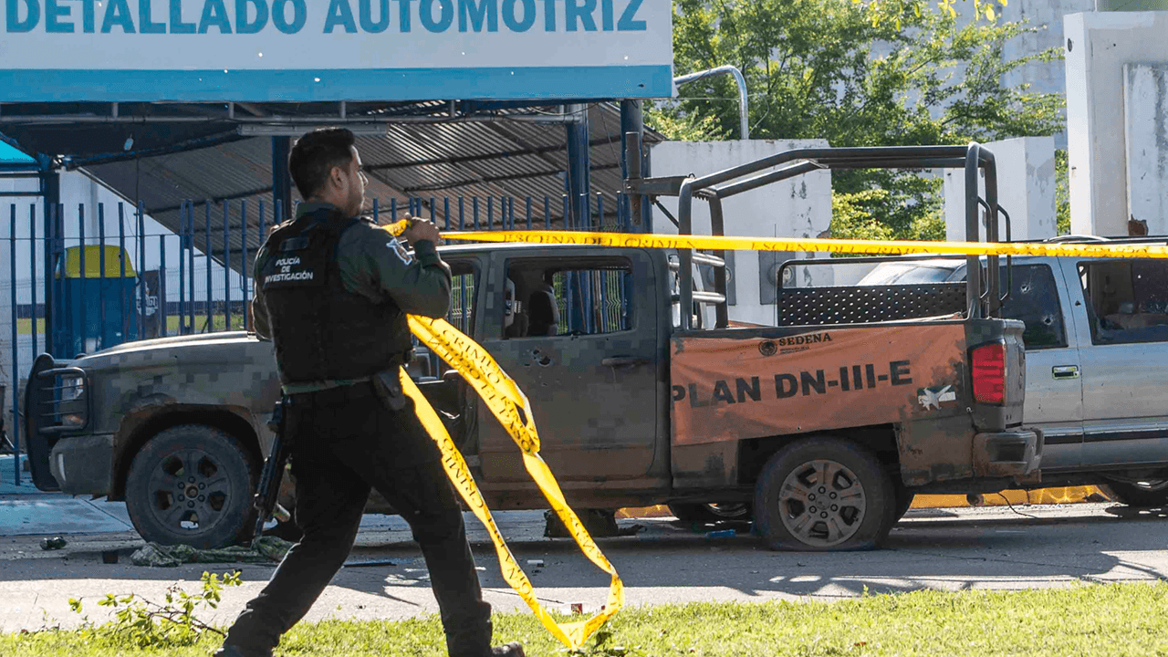 Mexico sues U.S. gun companies, saying their business practices fuel cartel violence