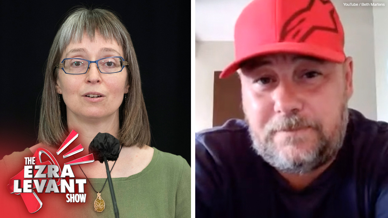 REALITY CHECK: Did one man from Red Deer, Alberta figure out how to stop the lockdowns?