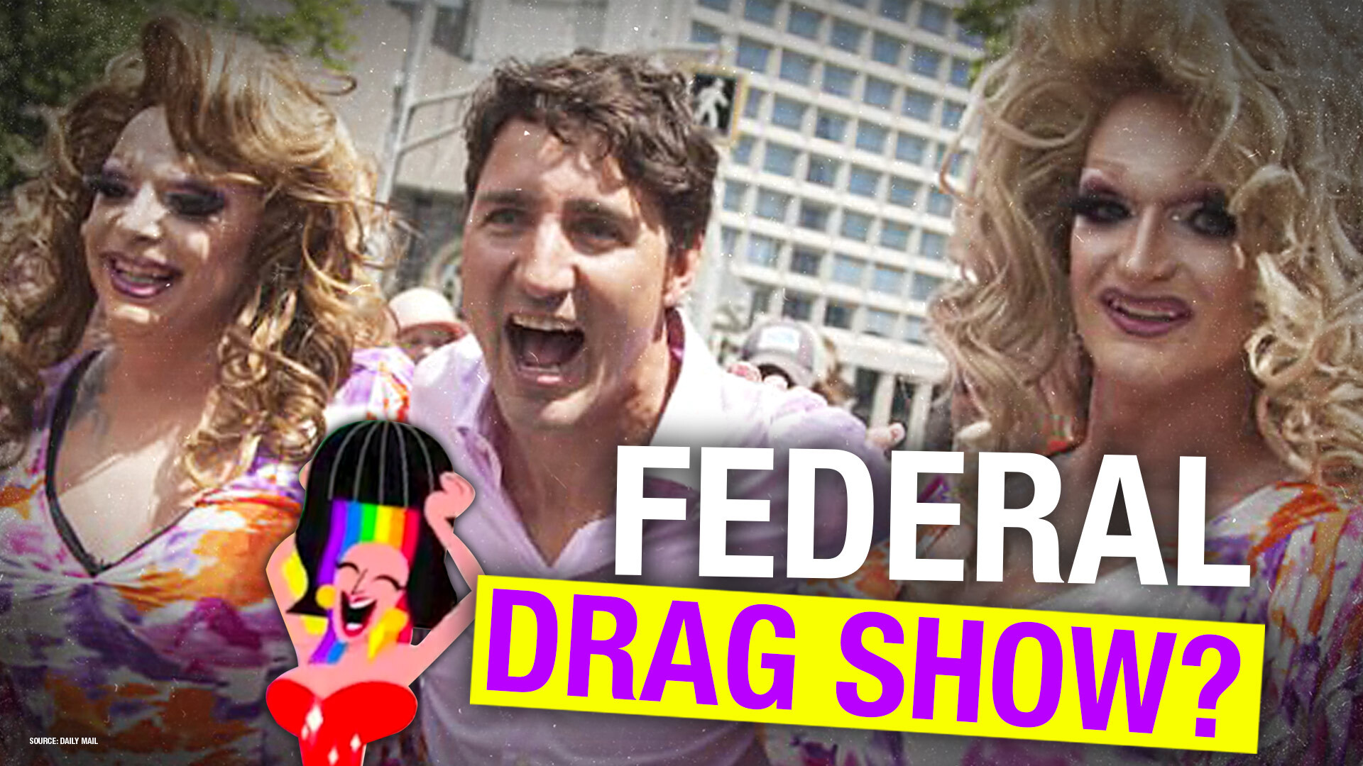 """Trudeau's enviro office holds """"Draganza"""" workshop (during work hours)"""