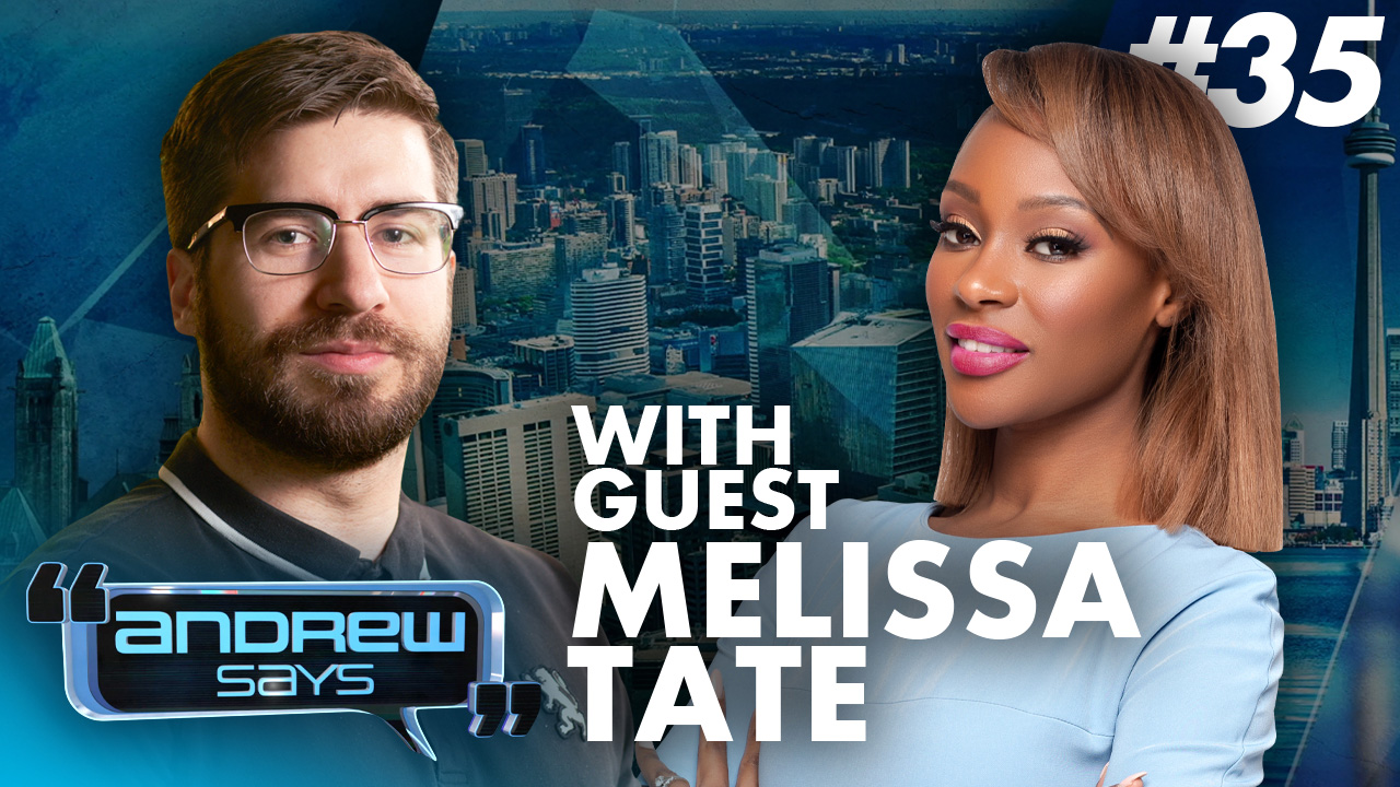 Creeping communism in the West | Melissa Tate on Andrew Says #35