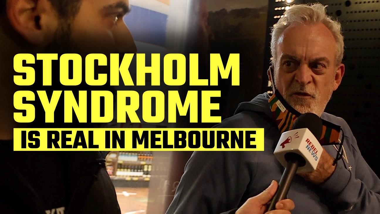 WATCH: Avi Yemini DESTROYS pro-lockdown activists in Melbourne