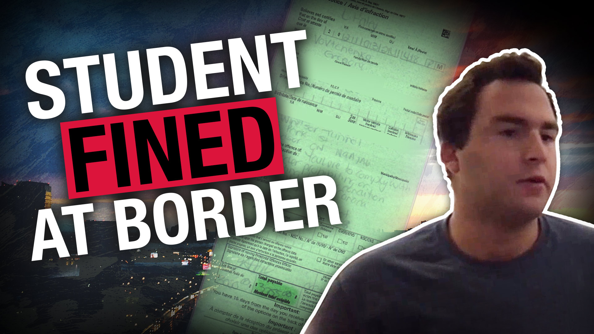 Sorry, testing's closed: Student returning to Canada fined for refusing quarantine hotel