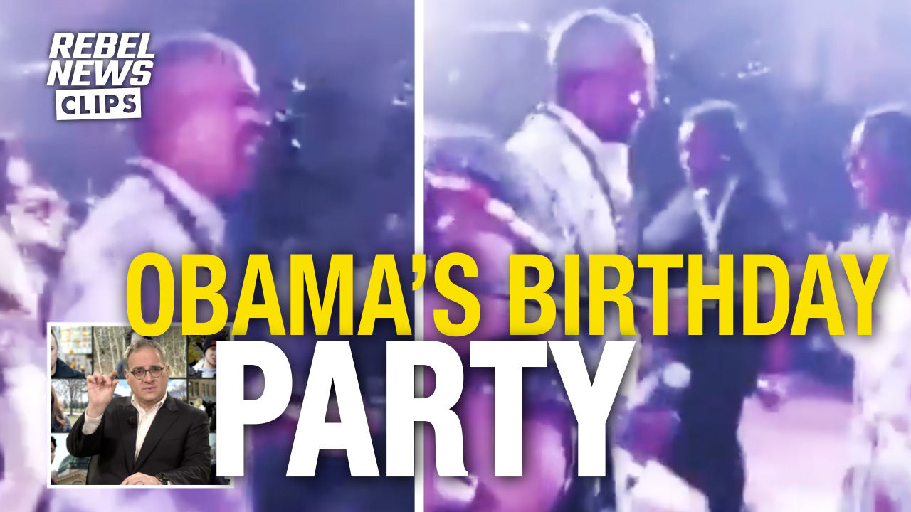 Barack Obama broke all the COVID rules for his 60th birthday party