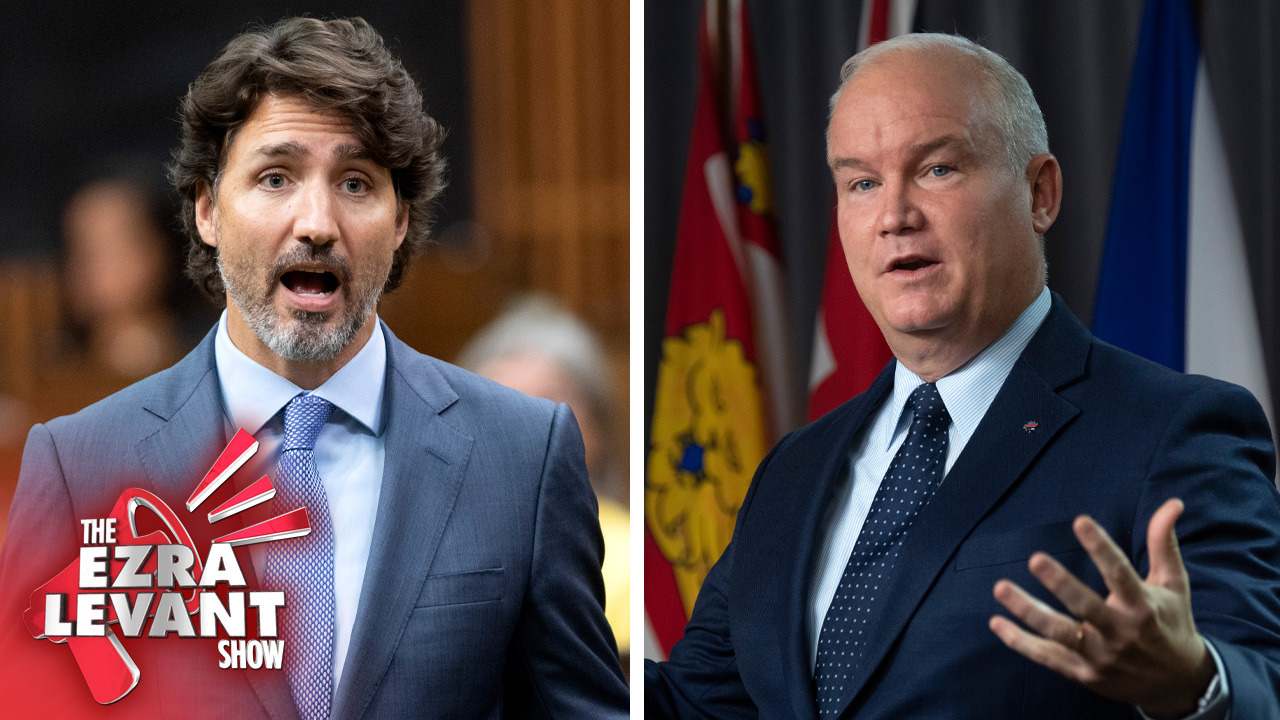What's the difference between Trudeau and O'Toole?