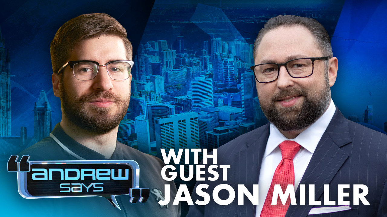 How to Give Trump Advice | Jason Miller on Andrew Says 36