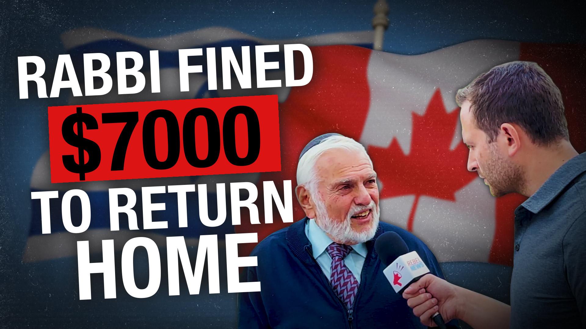 Quarantine hotel victims | Rabbi, wife fined $7,510 despite medical exemptions