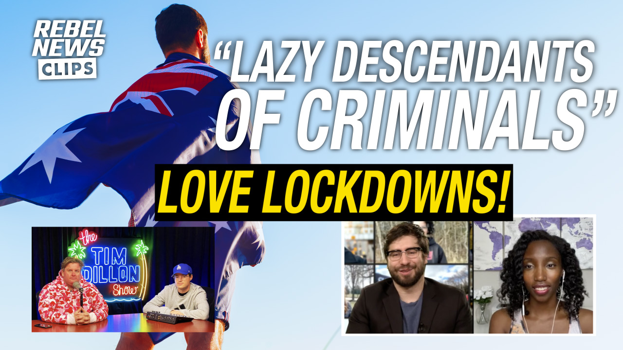 When comedy meets reality: the great Australian COVID lockdown