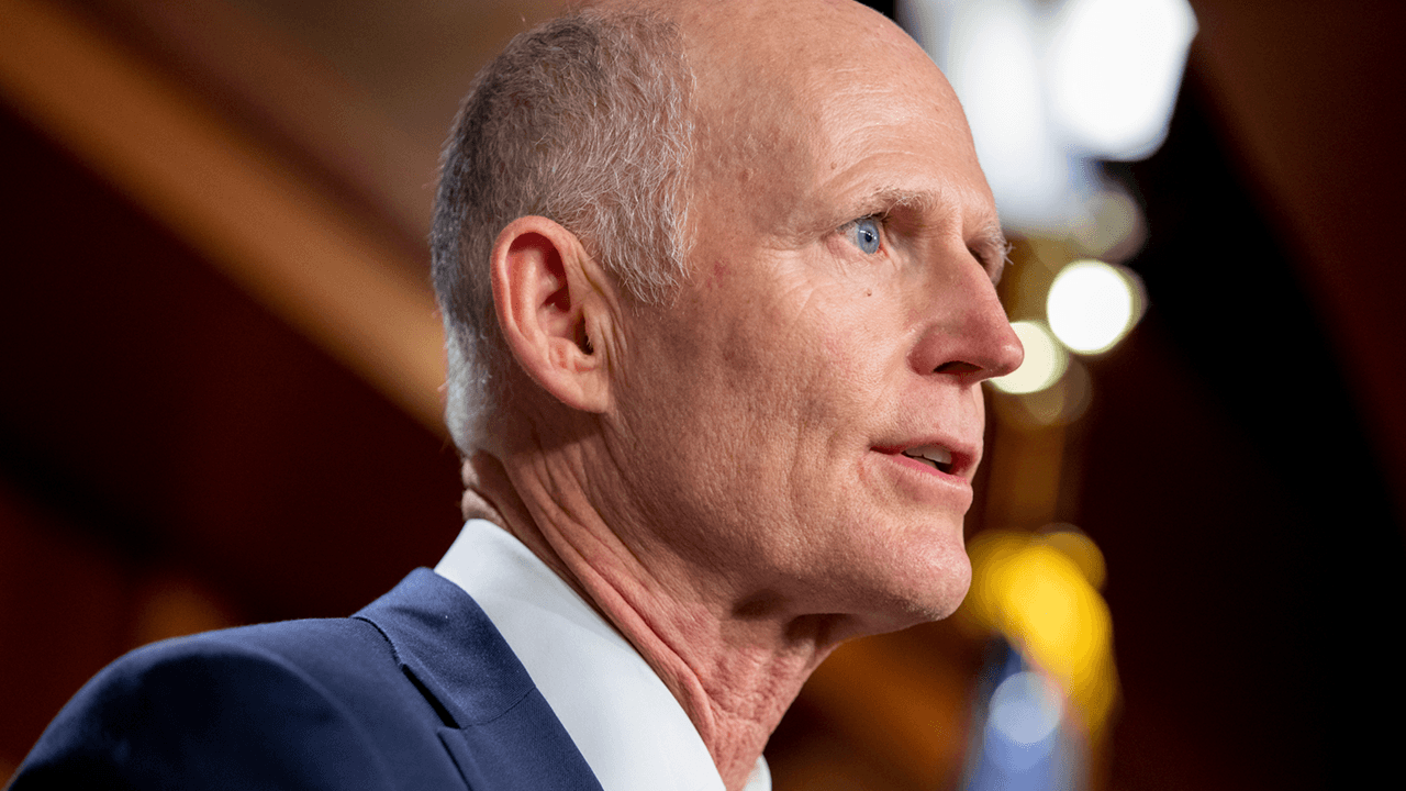 Florida senator Rick Scott suggests removing Biden from office over Afghanistan withdrawal