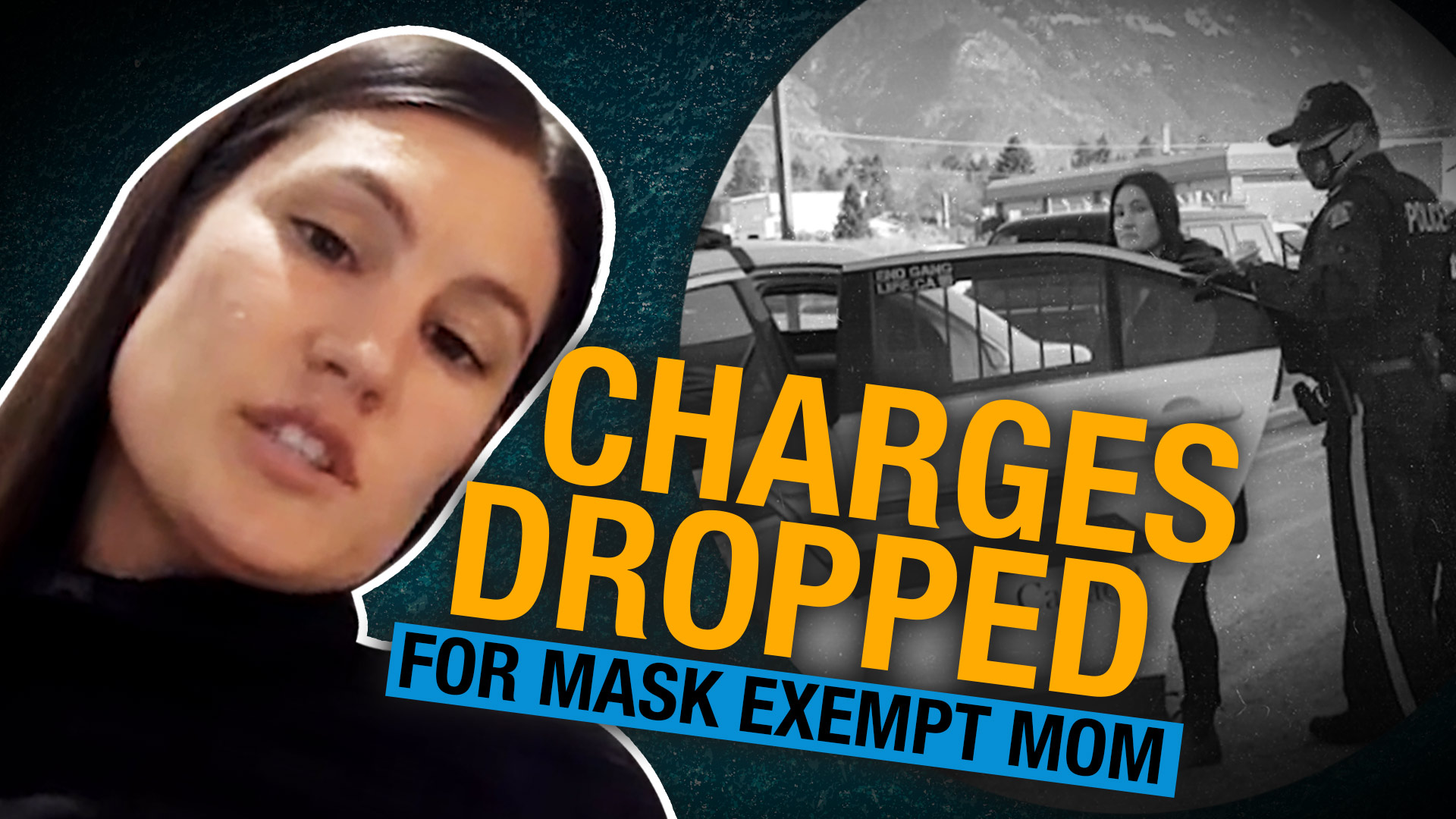 VICTORY: B.C. mother jailed after shopping maskless has charges dropped
