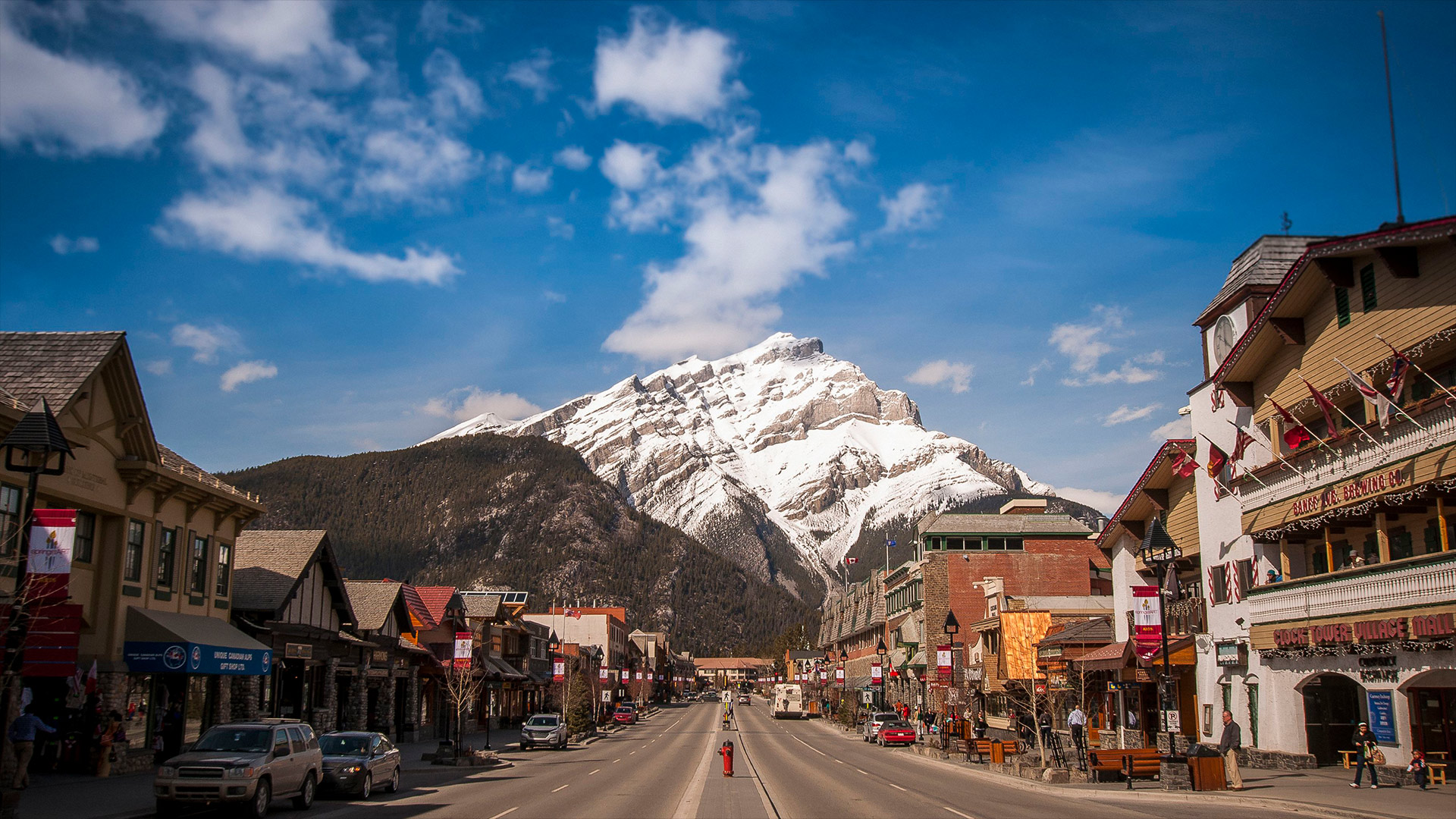 Town of Banff mandates COVID vaccine for municipal employees