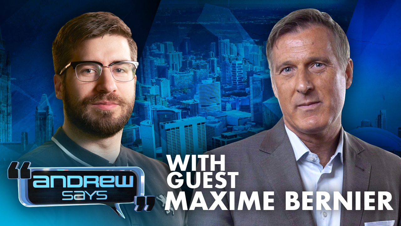 The Cult of Diversity | Maxime Bernier on Andrew Says 37