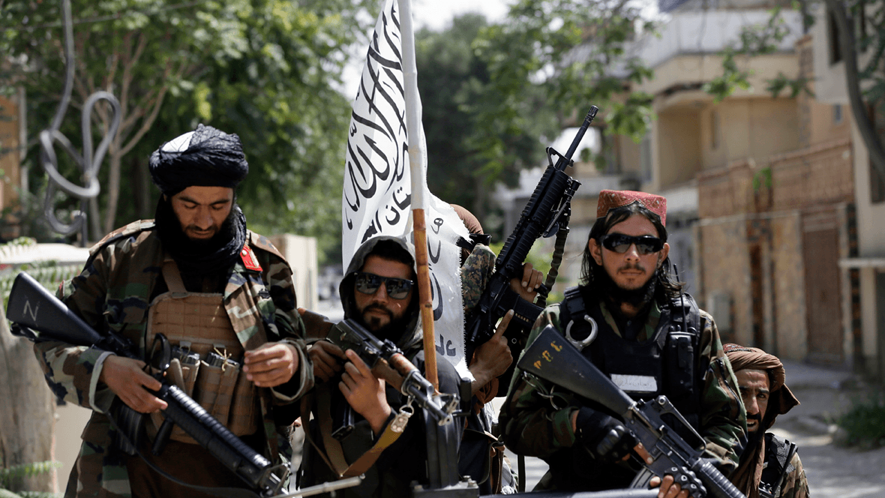 Taliban seize U.S. military biometric equipment that could assist them in identifying American collaborators