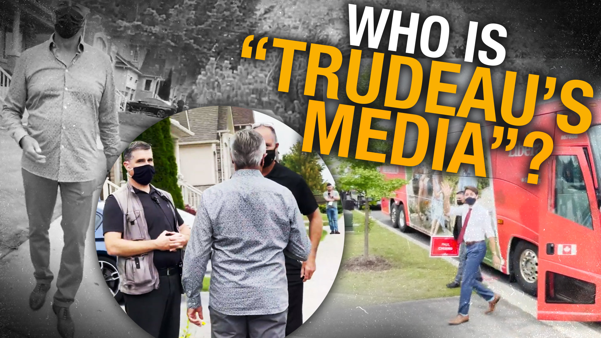 Trudeau's press gatekeeper says only 'his media' can ask questions