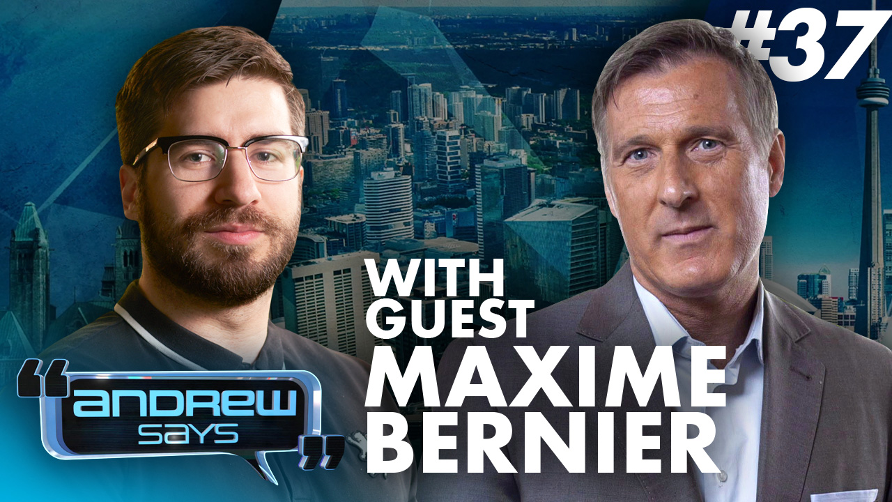 The Cult of Diversity   Maxime Bernier on Andrew Says #37