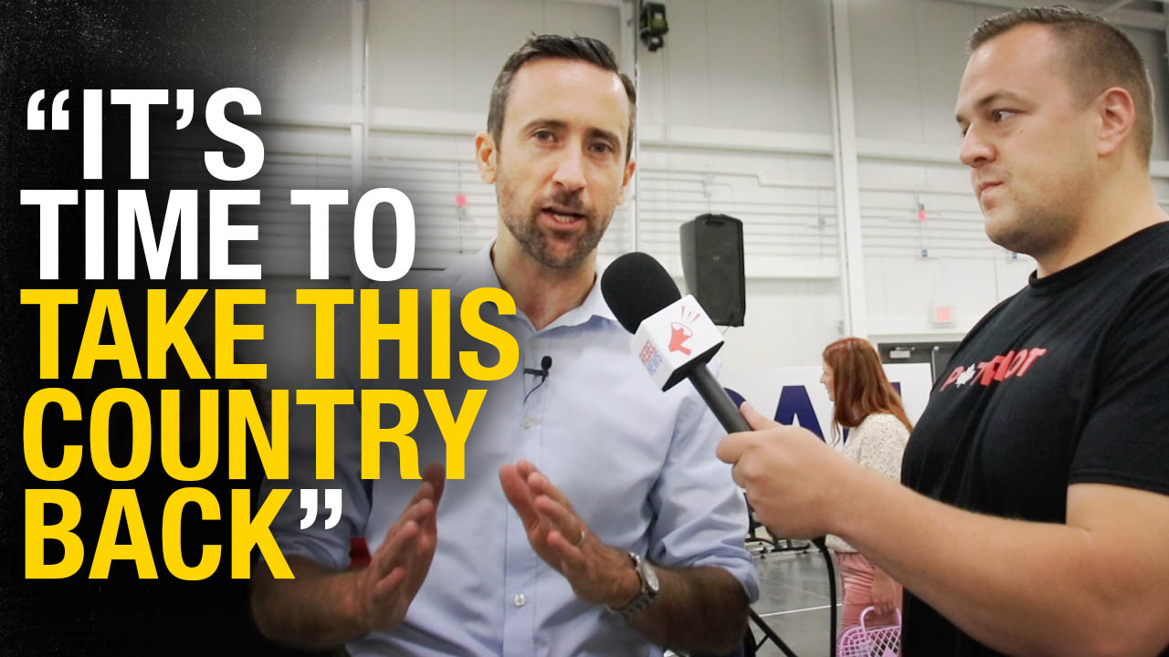 Derek Sloan explains why he chose to run in Alberta, not Ontario