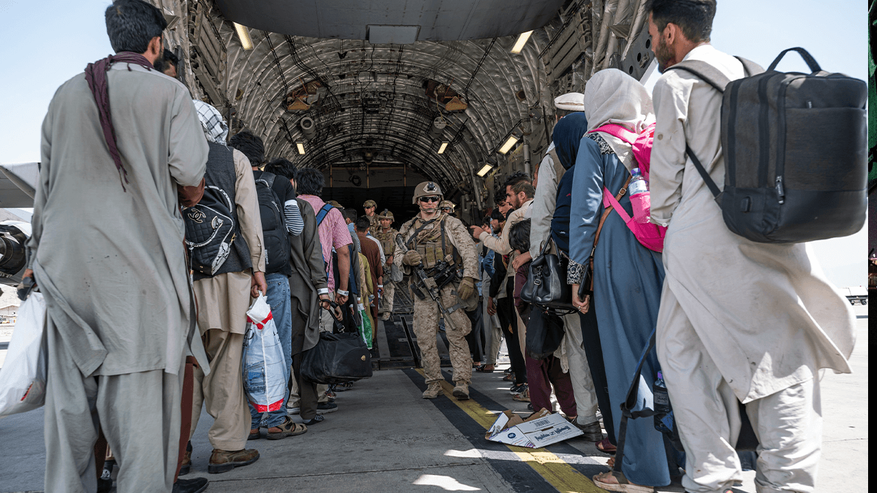 Afghanistan faces humanitarian crisis with COVID, drought — in addition to Taliban takeover