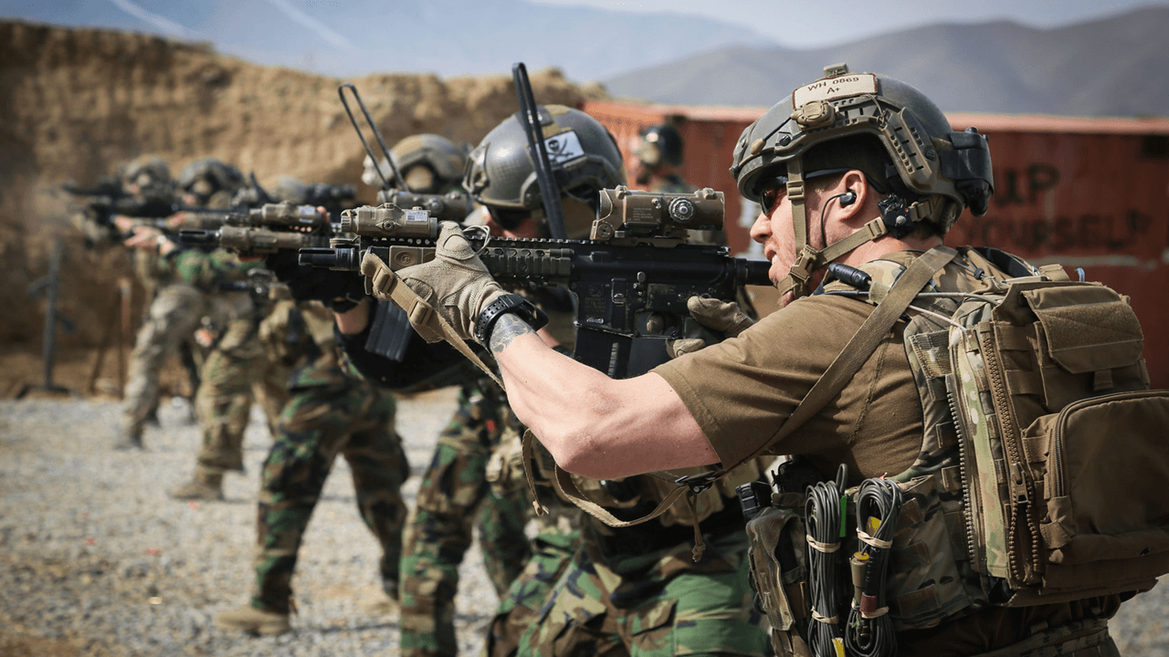 Volunteer group of American veterans rescue hundreds of at-risk Afghans in secret operation