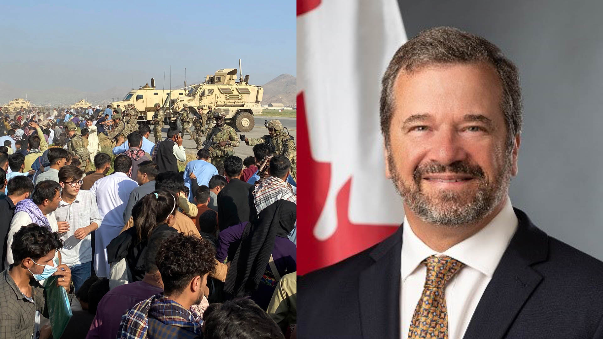 Canadian ambassador to Afghanistan bragged about emergency preparedness before fleeing the country