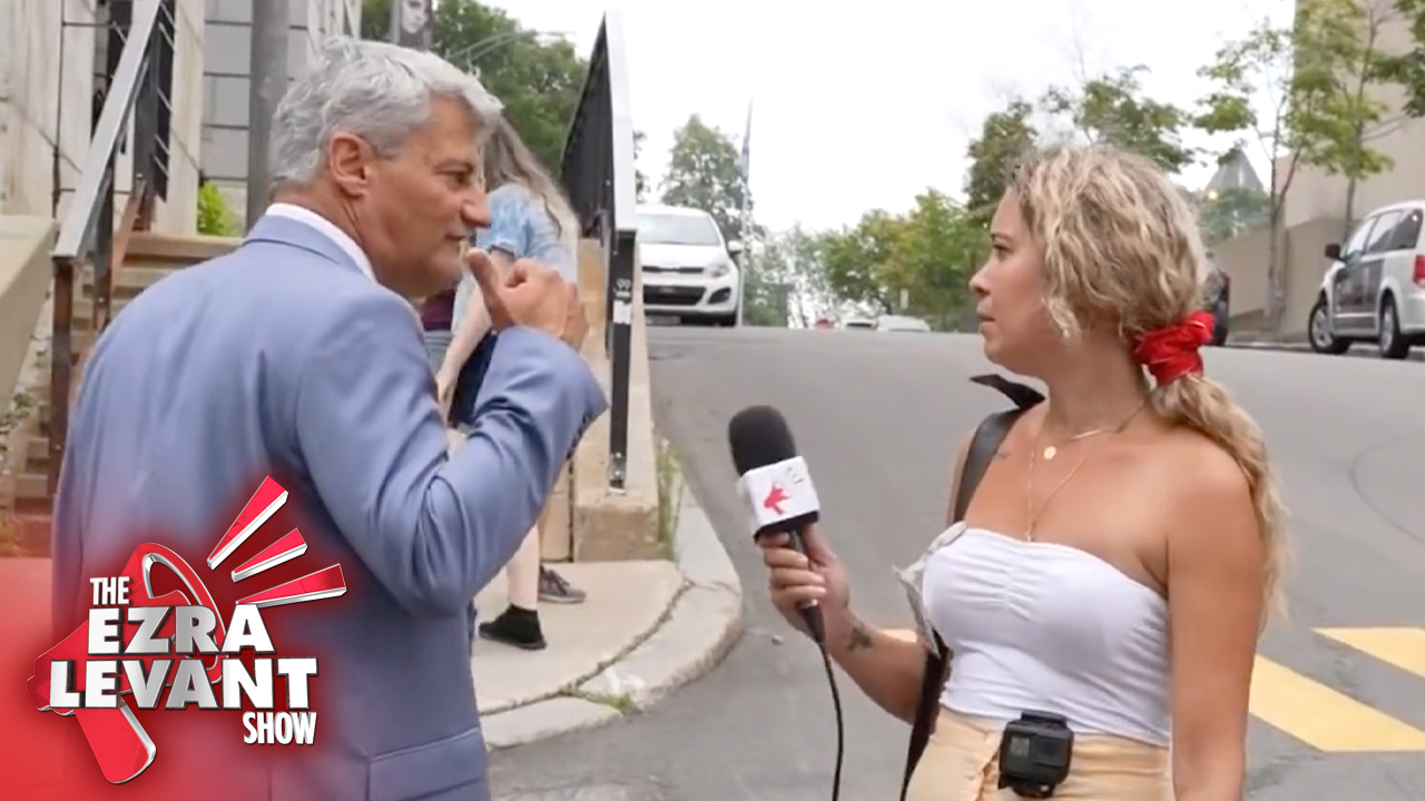 Quebec Rebel catches six politicians in one week | Alexa Lavoie joins Ezra Levant