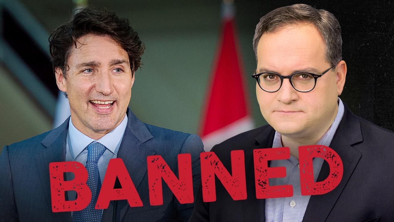 BREAKING: Trudeau's hand-picked debate commission BANS Rebel News again!
