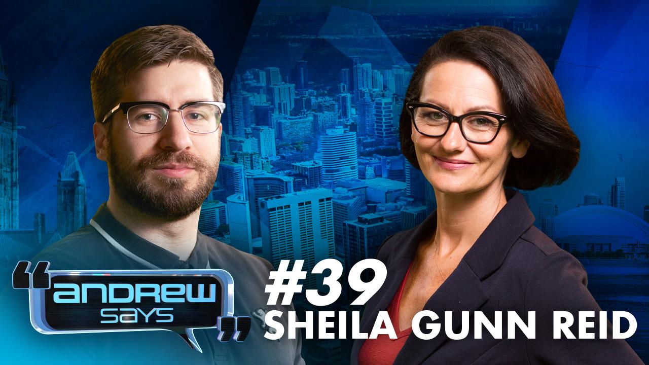 Conservative Wasteland | Sheila Gunn Reid on Andrew Says 39